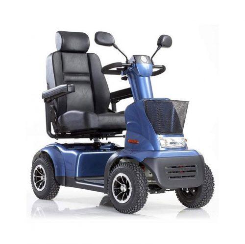 Quadriporteur Afiscooter C4+ | Afikim Bleu