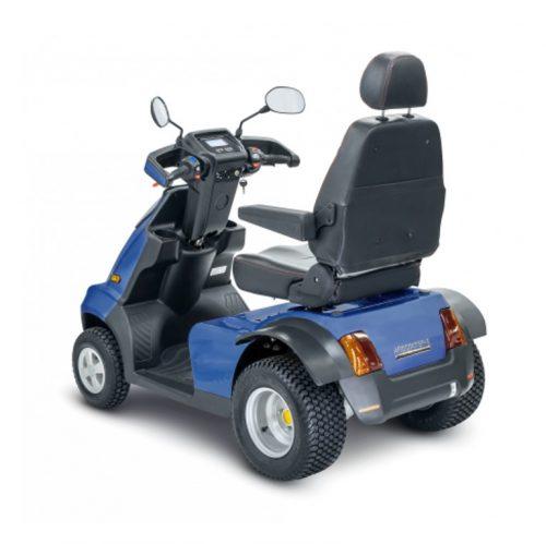 Quadriporteur Afiscooter S4+ | Afikim Bleu