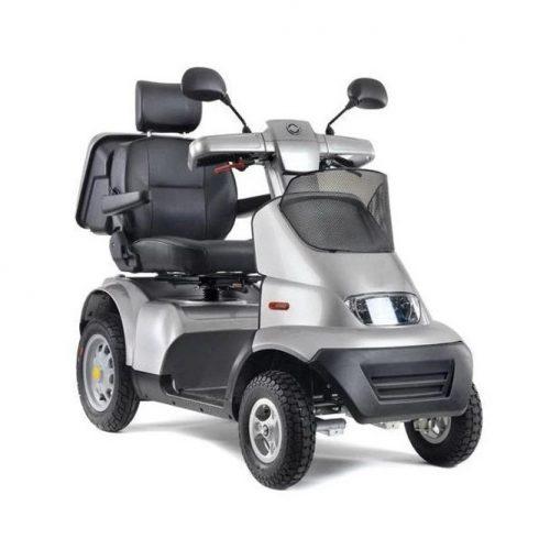 Quadriporteur Afiscooter S4+ | Afikim