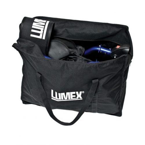 Déambulateur LX Hybride Bleu | Lumex