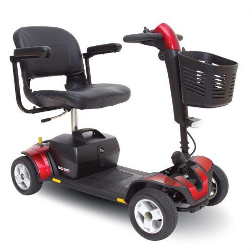 Mini Quadriporteur Go-Go Sport | Pride Rouge