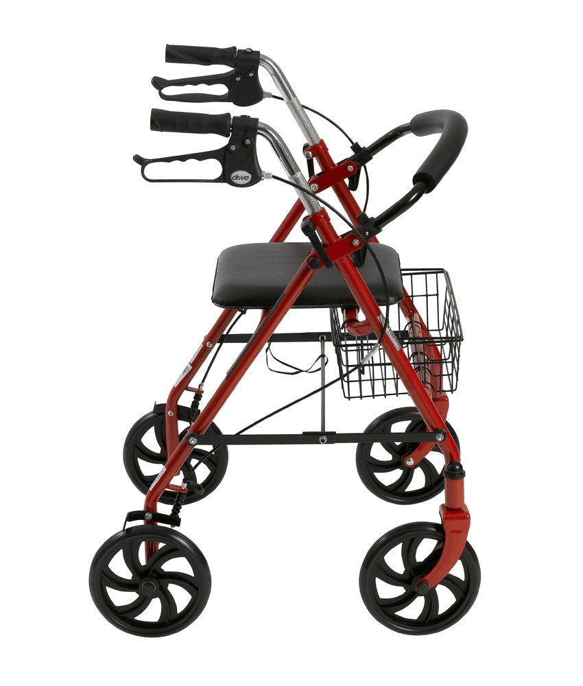 Déambulateur Drive Medical Rolling Walker