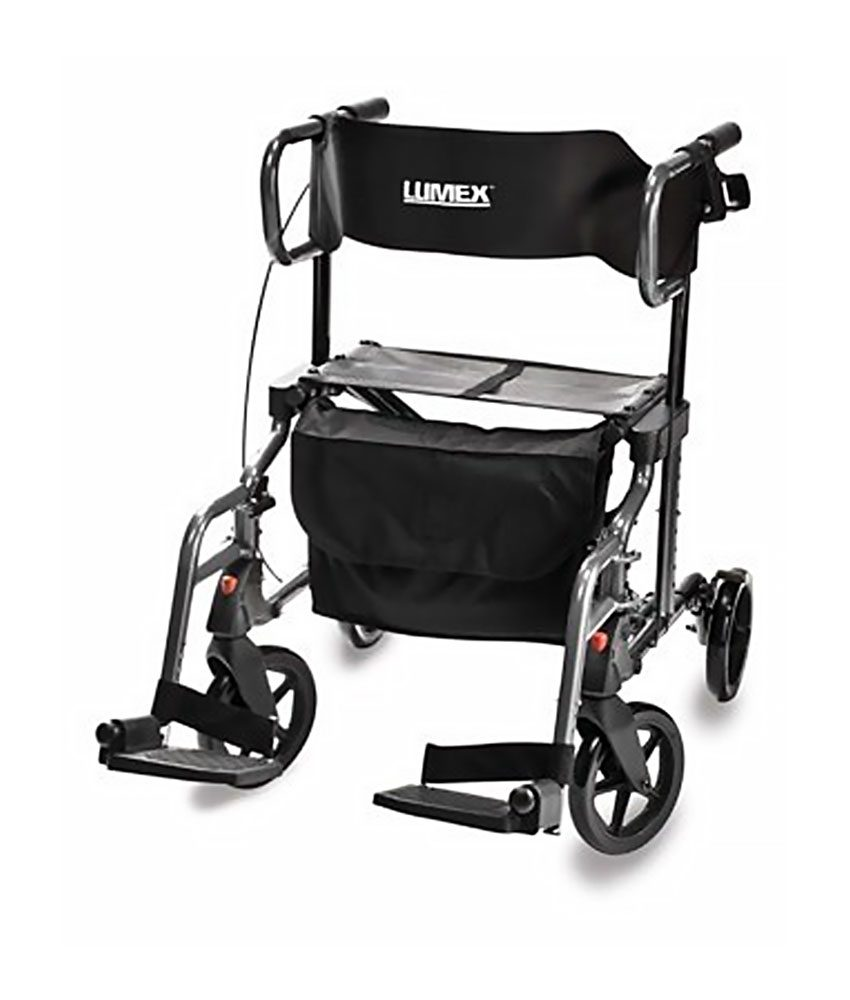 Déambulateur Lumex LX Hybride