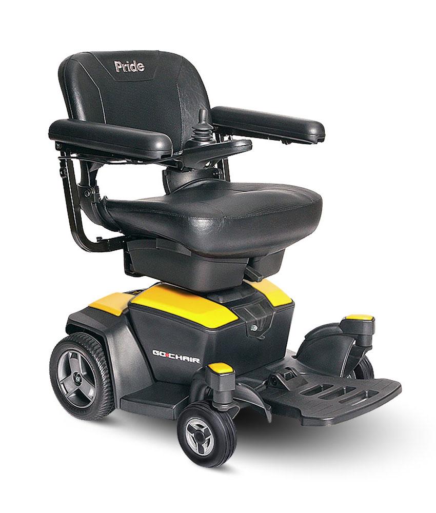 Fauteuil roulant électrique - Pride - Go-Chair