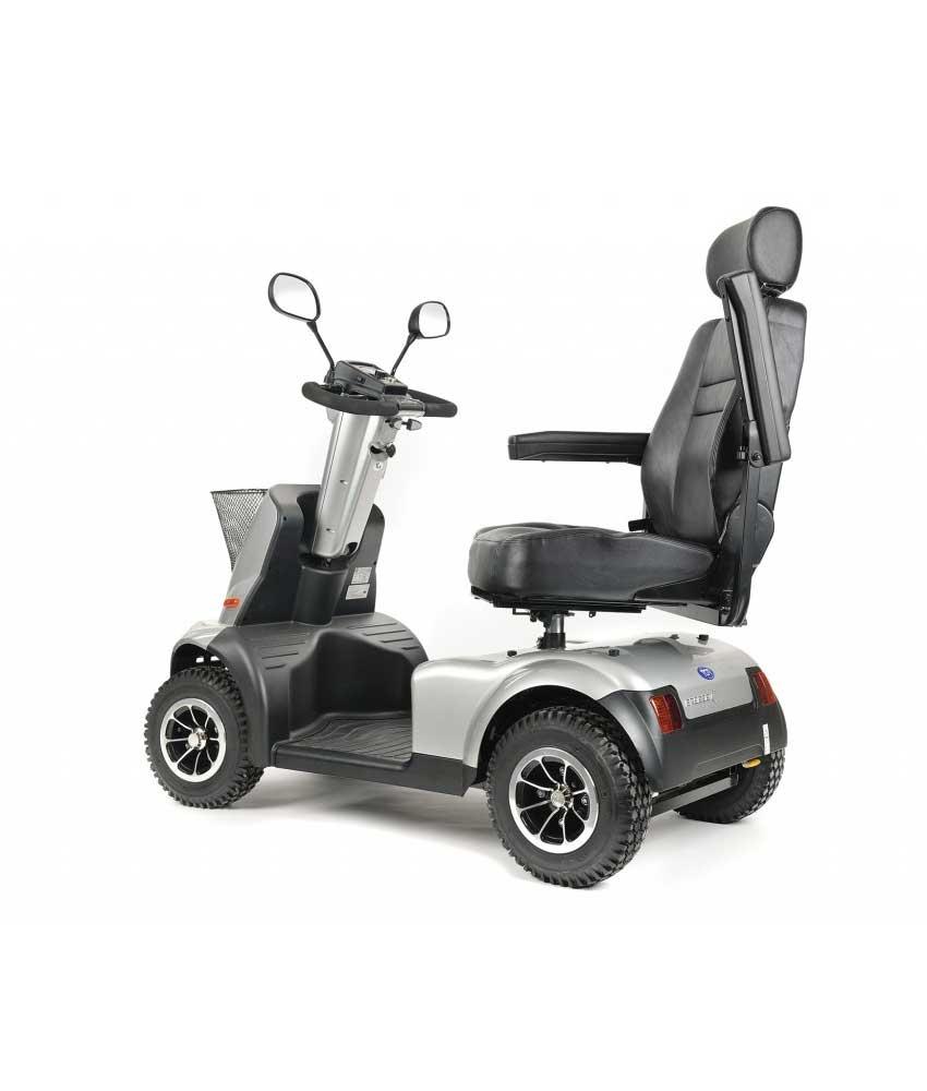 Quadriporteur Afiscooter C4 (argent)