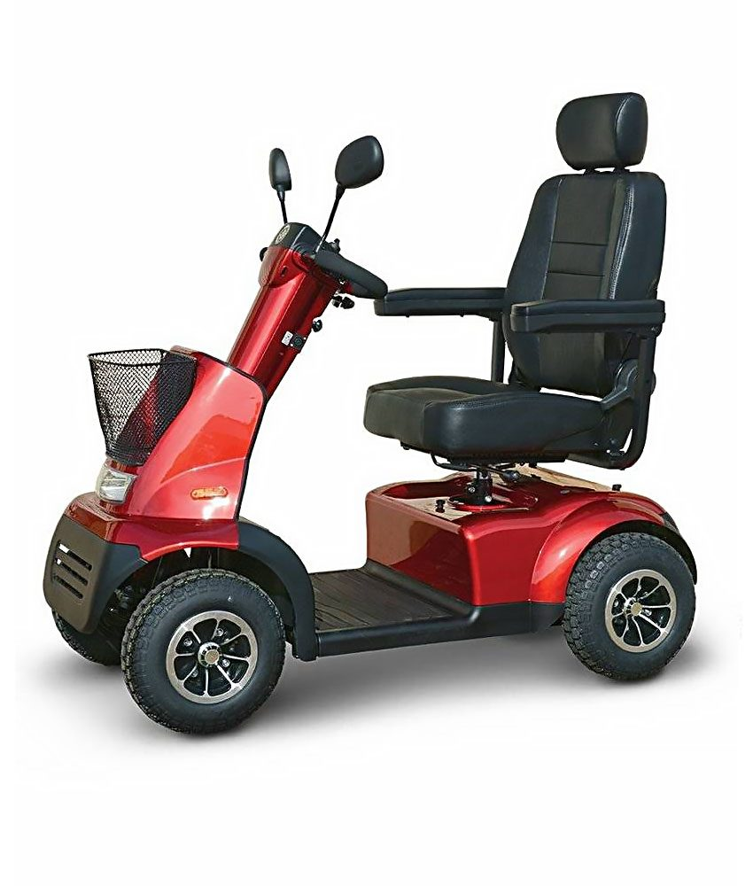 Quadriporteur Afiscooter C4 (rouge)