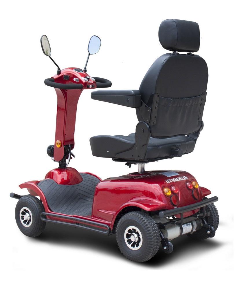 Quadriporteur Orthoquad ES400 (rouge)