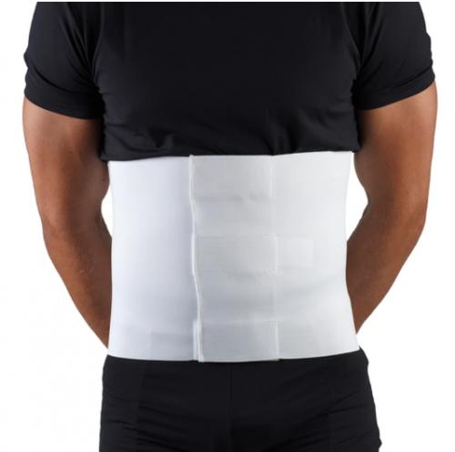 Bande abdominale élastique 10 po Large | OTC