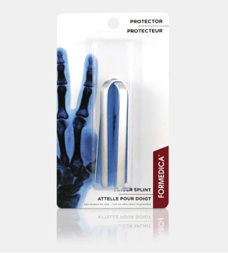 Attelle en aluminium pour doigt | Formedica