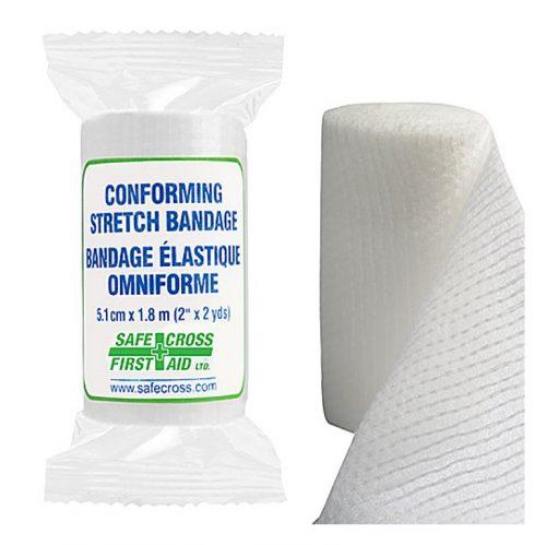 Bandage élastique omniforme 2 po | Safe Cross