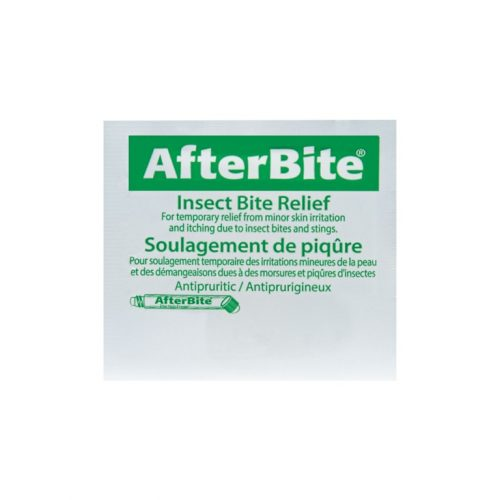 Tampons de traitement After Bite