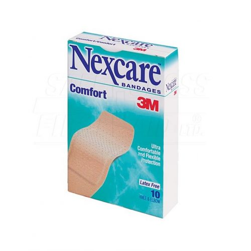 Pansement Genou et Coude Nexcare Confort | Safe Cross
