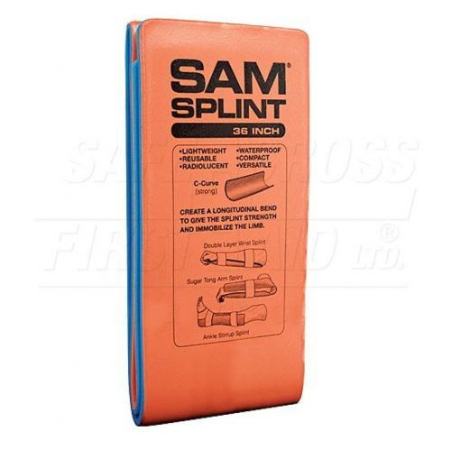 Attelle en aluminium 36 po | Sam Splint