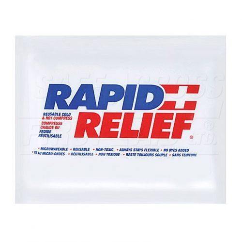 Compresse chaude ou froide réutilisable | Rapid Relief