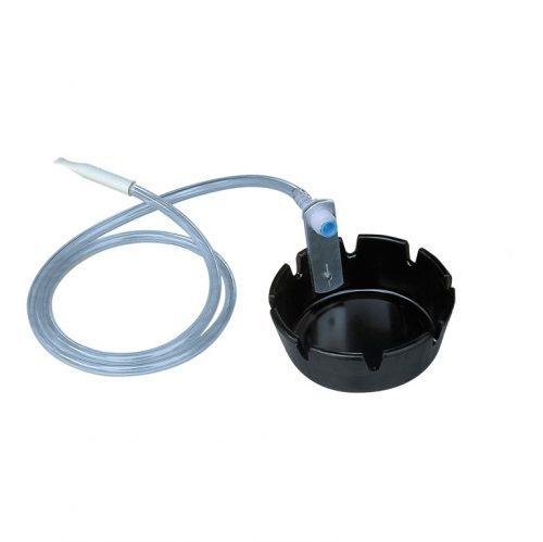 Cendrier adapté avec tube