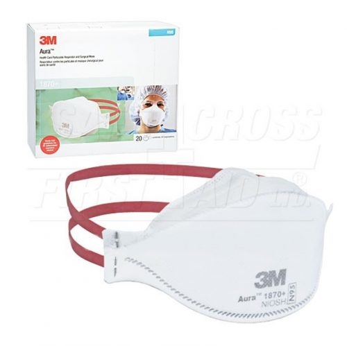 Masque facial chirurgical 3M Aura