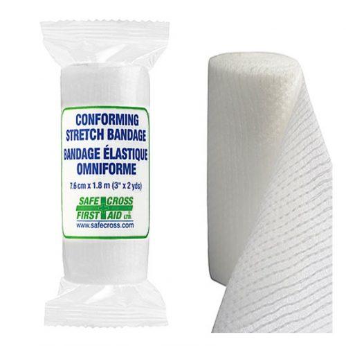 Bandage élastique omniforme 3 po   Safe Cross