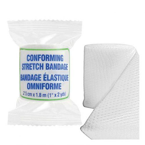 Bandage élastique omniforme 1 po | Safe Cross