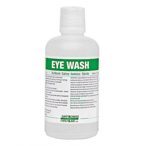 Solution pour rinçage oculaire 500 ml | Safe Cross