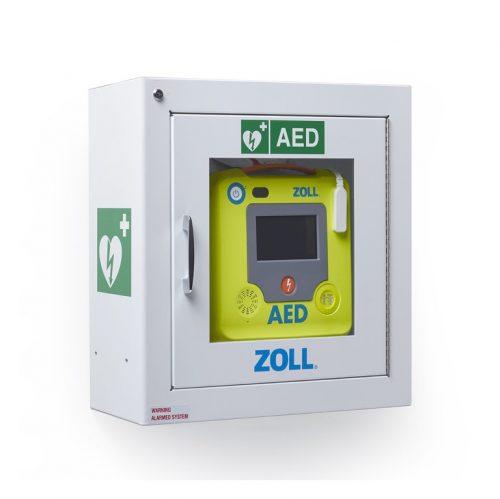 Boitier mural standard pour défibrillateur | ZOLL
