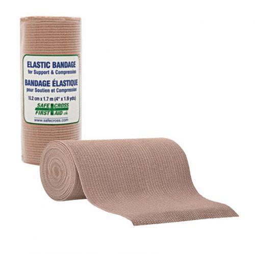 Bandage élastique de soutien 4 po | Safe Cross