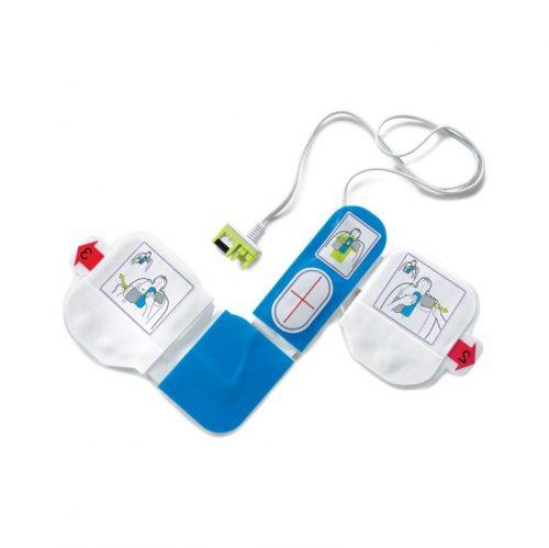 Électrode CPR-D Padz | ZOLL