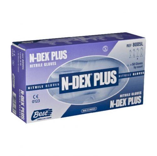 Gant nitrile N-Dex Plus 8005