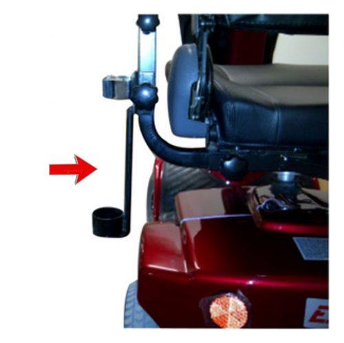 Porte-canne arrière pour quadriporteur | GNX