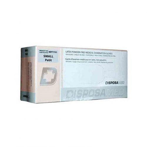 Gants de latex pour examen médicaux | Disposamed