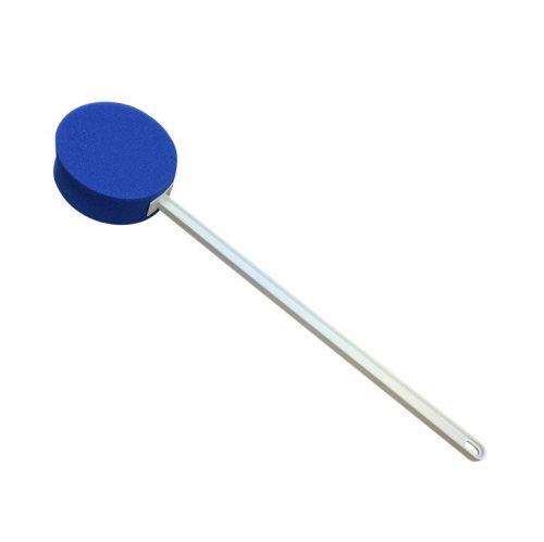 Brosse à long manche avec éponge ronde | Practika