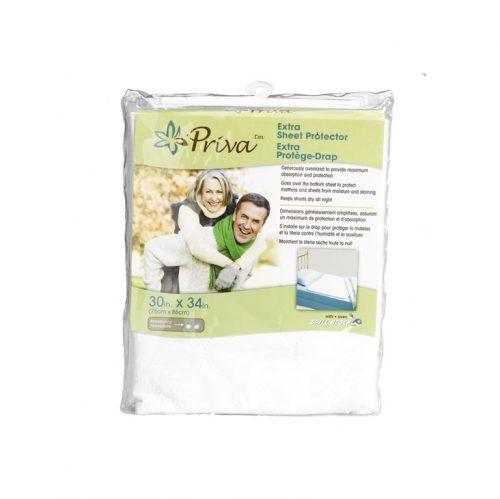Protecteur de draps imperméable Extra | Priva