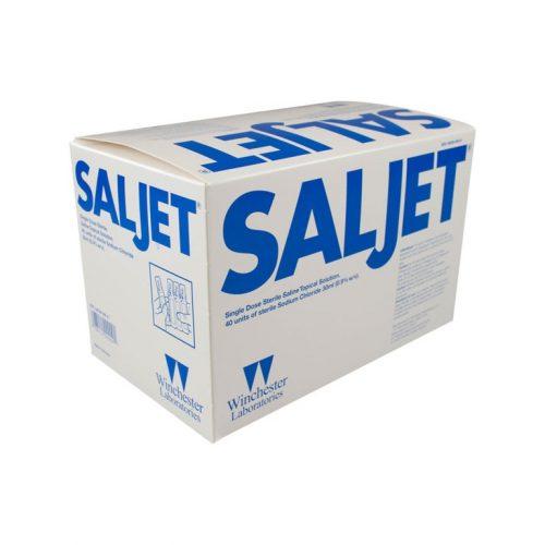 Solution saline topique en ampoule | Saljet
