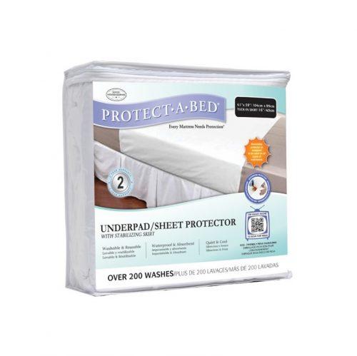 Piqué protège-matelas avec rabat | Protect-A-Bed