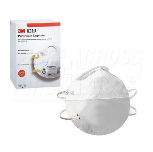 Masque particules respiratoire N95 8210 | 3M