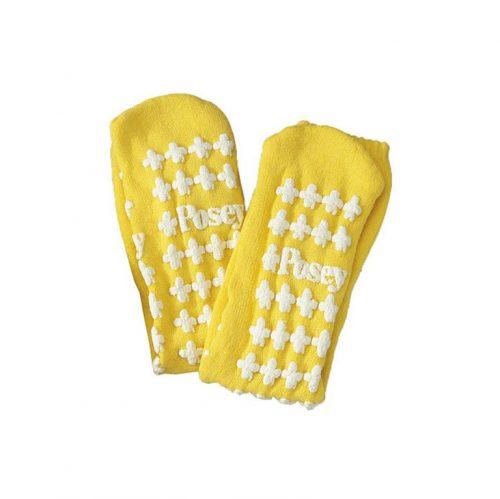 Chaussettes de prévention des chutes, antidérapantes