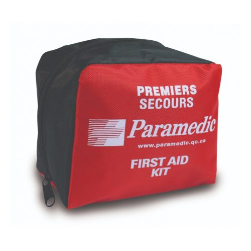 Trousse de Premiers soins en nylon 90 items | Paramedic