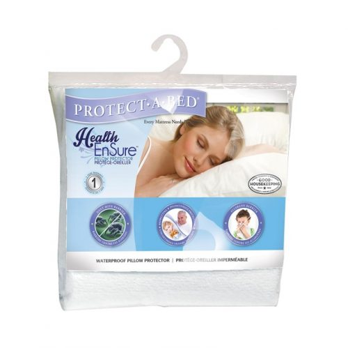 Taie d'oreiller anti-bactérien | Protect-A-Bed