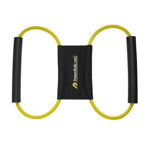 Exerciseur et redresseur dorsal Grand Jaune | Posture Medic